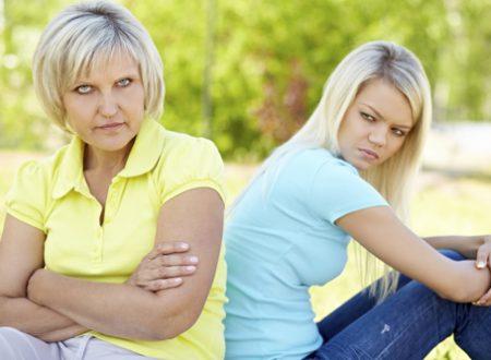Problemi con suocera e cognata