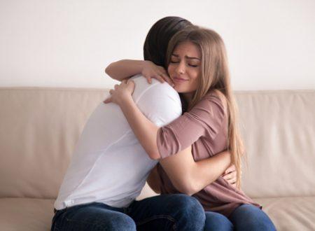 Dopo l'aborto la mia ragazza mi ha lasciato